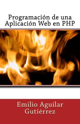 Programación de una Aplicación Web en PHP