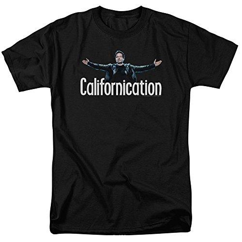 Californication -  T-shirt - Uomo nero XXX-Large
