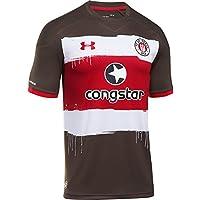 FC St. Pauli Adult Replica Home Shirt 2017-18