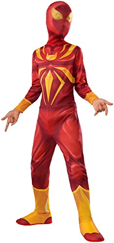 Rubie's Costume Spider-Man Ultimate Child Iron Spider Costume, Medium by Rubie's Costume Co