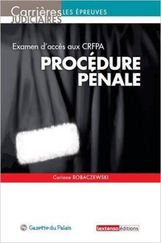 Procédure pénale de Corinne Robaczewski ( 10 mars 2015 ) par Corinne Robaczewski