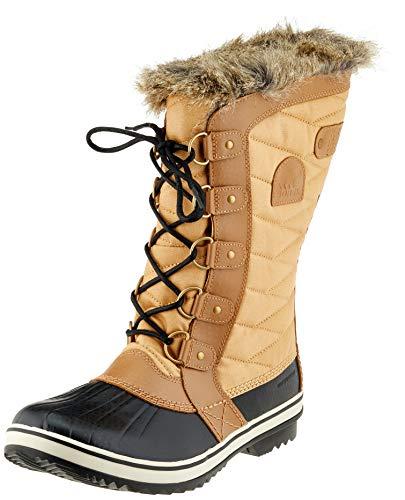Sorel Damen Schnee (Sorel Damen Tofino Ii Schneestiefel, braun (curry)/beige (fawn), Größe: 39 1/2)