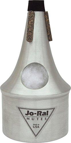 Jo-Ral Sourdine muette en aluminium pour trompette