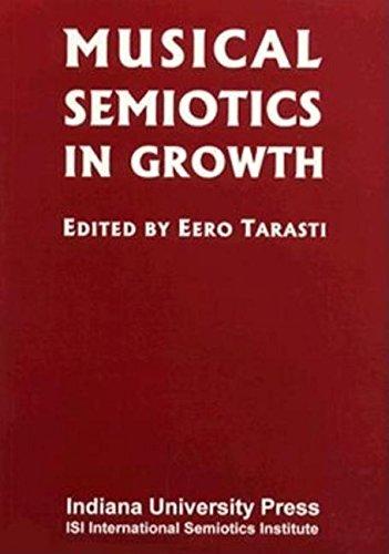 Musical Semiotics in Growth