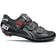 SIDI Genius 5Fit Carbon zapatos hombres hombres negro 2016para bicicleta de montaña zapatos de ciclo