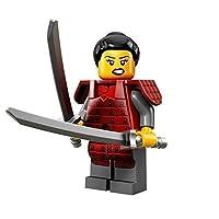 Lego Series 13 Minifigure - Samurai - #12 CMF 71008