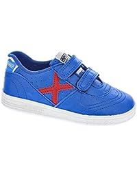 Munich Sport Baby Gresca VCO - Zapatillas Niño Azul Talla 24