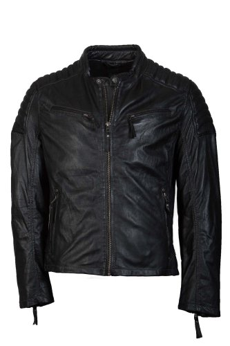 Gipsy_megacoole Bikerjacke_black-XL