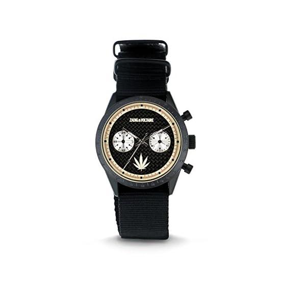 Zadig & Voltaire Unisex -Armbanduhr Analog ZVM125