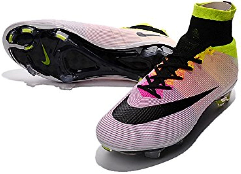 demonry Schuhe Herren Mercurial superfly fg Rainbow Fußball Fußball Stiefel