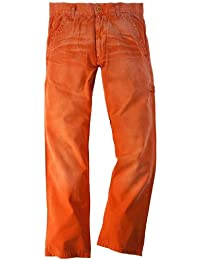 Energie by Sixty Hommes Jeans Taylor orange 5011-0015