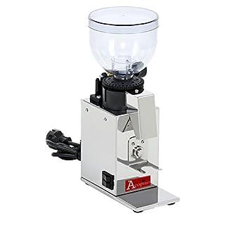 Acopino ACO334 Arona elektrische Kaffeemühle mit Kegelmahlwerk