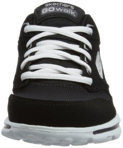 Skechers GO Baby Damen Sneakers Schwarz (Bkw)