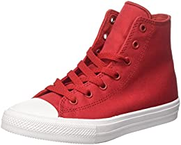 converse all star bimba alte rosse