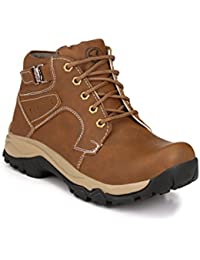 Knoos Men's Leather Boots