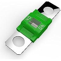 Auprotec® MIDI fusibile ad alta corrente avvitarsi 40A - 100A selezione: 40A Ampere verde, 5 pezzi