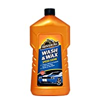 ARMORALL Wash and wax speed shine 412