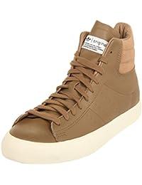 Baskets Adidas Caballeros Matchplay Mi Marrón, Chaussures Pour Hommes De Taille: 42 2/3