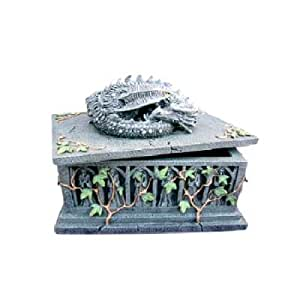 Dragon Tarot Ivy Box - Gothic Style Ornament