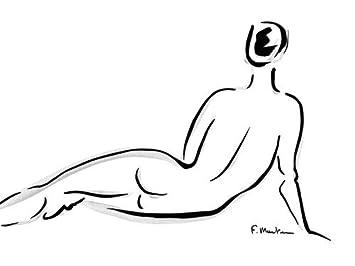 Akt nackt Galerie