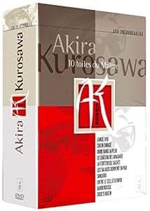 Akira Kurosawa, 10 toiles du Maître + le livre référence (L'Ange Ivre, Chien Enragé, Vivre dans La Peur, Le Chateau de l'Araignée, La forteresse Cachée, ... Kaden, + livre comme une autobiographie)