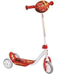 STAMP - DISNEY - CARS - J100045 - Vélo et Véhicule pour Enfant - Trottinette 3 Roues Cars 2 (24 mois et plus)