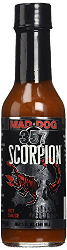 Mad Dog 357er Scorpion Hot Sauce - 148ml
