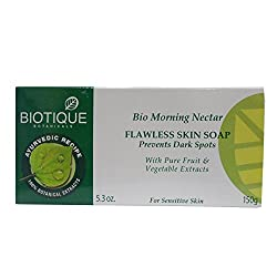Biotique Morning Nectar Flawless Skin Soap, 150g