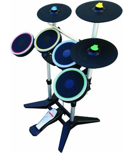 Schlagzeug MC Rock Band 3 wireless Pro-Drum and Pro-Cymbals Kit