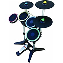 Rock Band 3 Wireless Pro Drums and Cymbal Pack (Xbox 360)