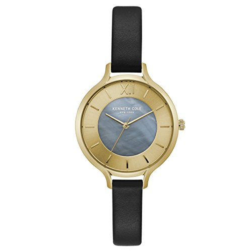 Kenneth Cole New York da donna orologio da polso analogico al quarzo in pelle kc15187003