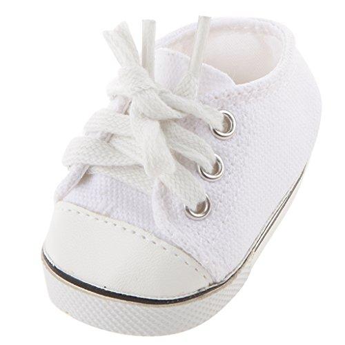 Juguetes de Zapatos Zapatillas Deportivos para18 Pulagdas de Muñeca American Girl