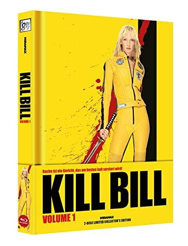 Kill Bill: Vol. 1 - 2-Disc Limited Collector's Edition (+ DVD) - Cover A [Blu-ray]
