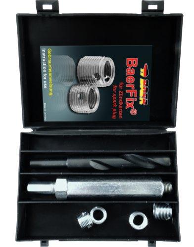 BaerFix® Gewinderreparatur-Satz für Zündkerzen-Gewinde M 10x1