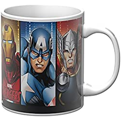 Star Licensing Disney - Taza de cerámica Marvel Avengers - Multicolor