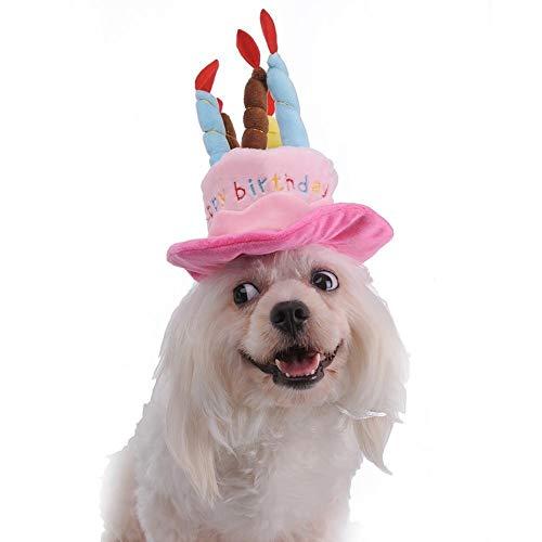 Bluelucon Prinzessin Schleife Kleiner Hund Welpen Katze Tutu Kleid Hochzeit Party Pet Puppy Sundress Mesh Kleidung Bekleidung Hundkostüm Hustierkostüm für Feste Halloween Weihnachten