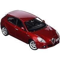 Bburago, 18-22128, Coche de Juguete Alfa Romeo Giulietta, Escala 1/