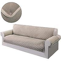 soundwinds Funda para sofá de 1 2 3 4 plazas, Funda Antideslizante para sofá,