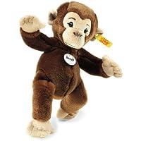 Steiff 060380 - Koko Schimpanse 20 Plüsch, braun