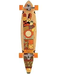 "Goldcoast The Origin 40"" x 9"" Complete orange Taille Uni"