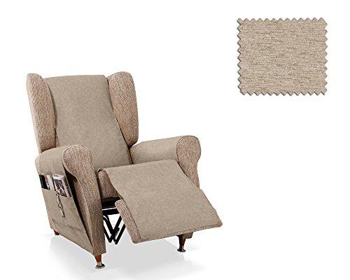 JM Textil Sessel-Schoner Relax Biggie Größe 1 Sitzer (55cm), Farbe 31