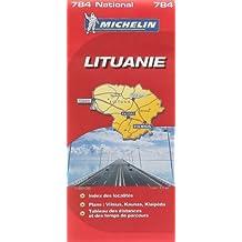 Lituanie : 1/350 000