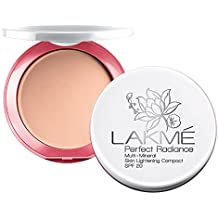 Lakme Perfect Radiance Compact, Golden Medium 03, 8 g