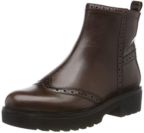 Stonefly Perry II 16 Calf, Zapatillas para Mujer, Marrón Mocha Brown 330, 40 EU