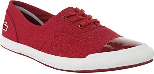 Lacoste, Sneaker donna Rosso (Rojo)