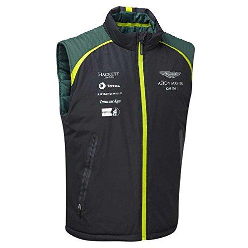 Aston Martin Racing Team chaleco Chaqueta 2017azul marino adulto