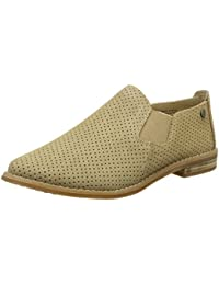 Soft Style by Hush Puppies Hillary Mujer Verde oscuro 8fDdSx