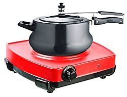 VintageWorlds Best 1500 Watts With Indicator Hot Plate G Coil Induction Cooktop Stove / Induction Cookers ( Suitable For All Utensils )