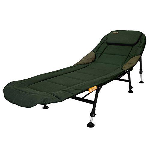 Angel DomäneNightwalker Advance Comfort Bedchair 6 Bein Karpfenliege