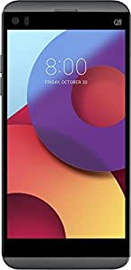 LG Q8 Smartphone, Memoria Interna da 32 GB, Titanio [Italia]